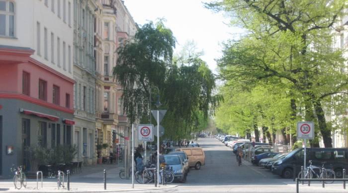 Heinrich roller stra e berlin prenzlauer berg stra e for Roller potsdam