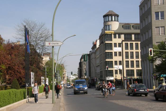 Invalidenstra U00dfe  Berlin