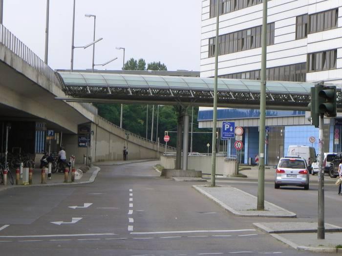kuhligkshofstra e berlin steglitz stadtautobahn und steglitzer kreisel stra e platz. Black Bedroom Furniture Sets. Home Design Ideas