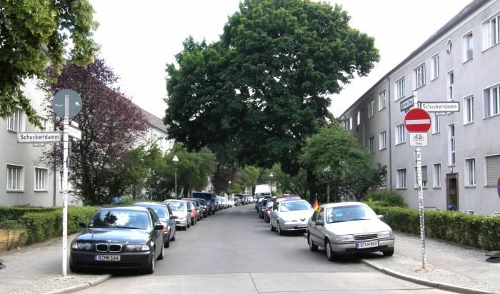 Lenther steig berlin siemensstadt stra e platz for Siemens platz