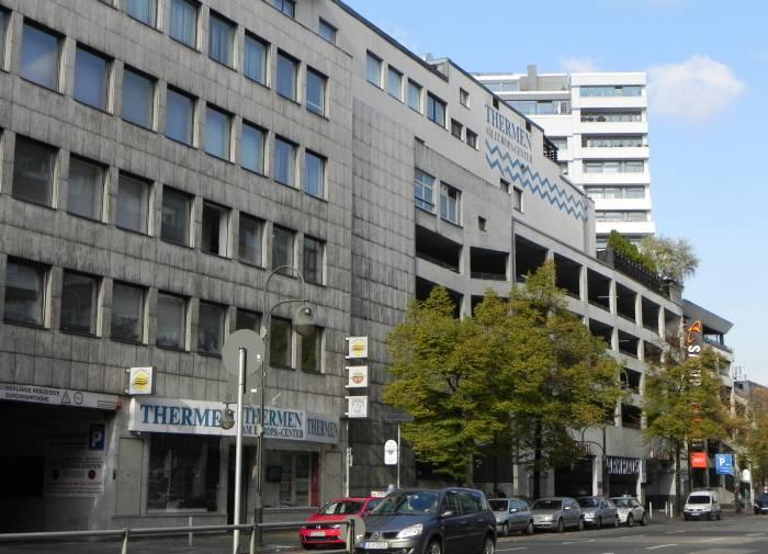 Nürnberger Straße, Berlin-Charlottenburg [Straße / Platz]