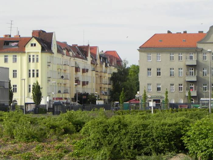 Reisstra e berlin siemensstadt wernerwerk siemens for Siemens platz