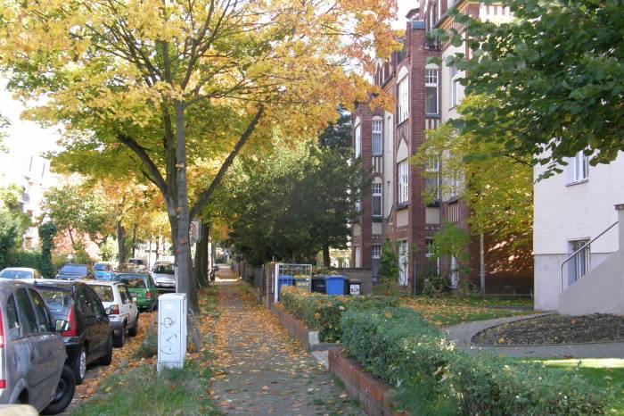Stubenrauchstra E Berlin Lichterfelde Stra E Platz