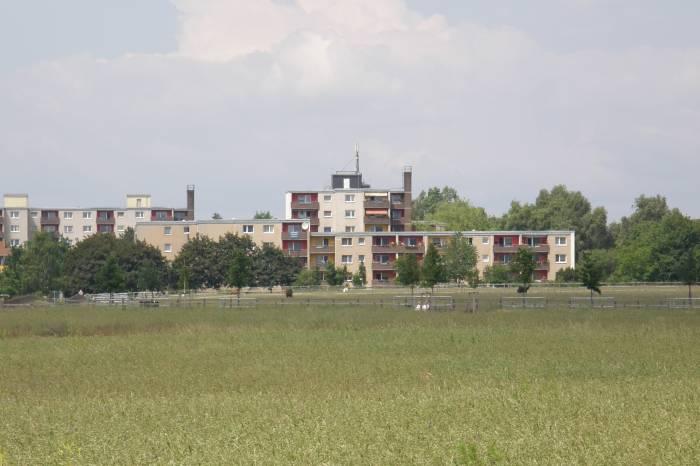 Dora Mendler Stra E Berlin Rudow Landschaftspark Rudow