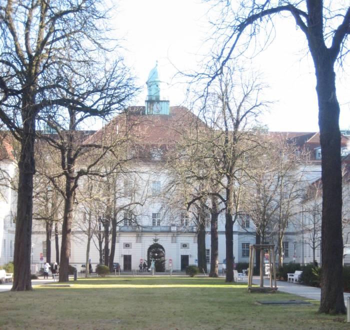 Charité Campus Virchow-Klinikum (Cvk)