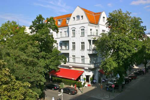 Akzent hotel am forum steglitz b singstra e 1 ecke for Akzent berlin