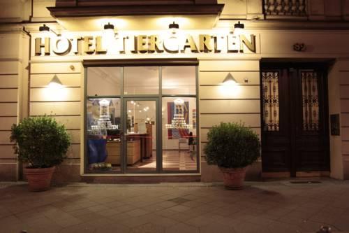Hotel Tiergarten Berlin Alt Moabit