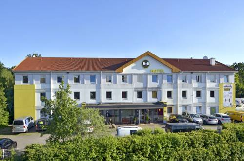 B Und B Hotel Berlin Genshagen
