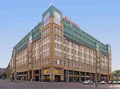 Ramada Hotel Leipzig City Centre Leipzig