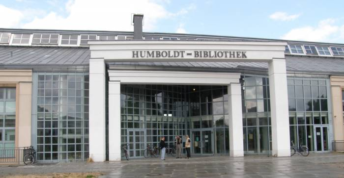 Humboldt Bibliothek Friedrichstraße