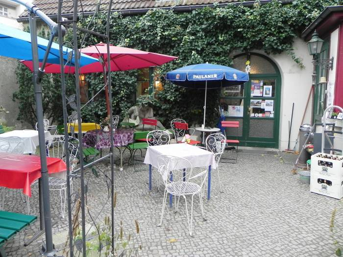 Cafe Evelin Berlin