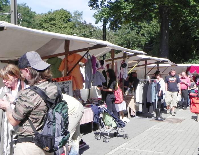 Flohmarkt Friedrichshagen