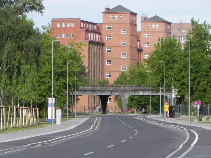 Wohlrabedamm berlin siemensstadt siemens technopark for Siemens platz