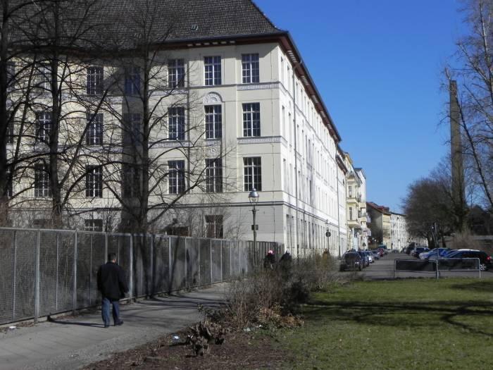 Neue schule berlin wedding