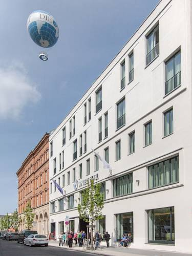 Winters Hotel Berlin Mitte Checkpoint Charlie