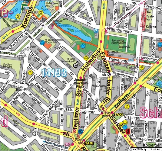 Hubertusallee 50, 14193 Berlin