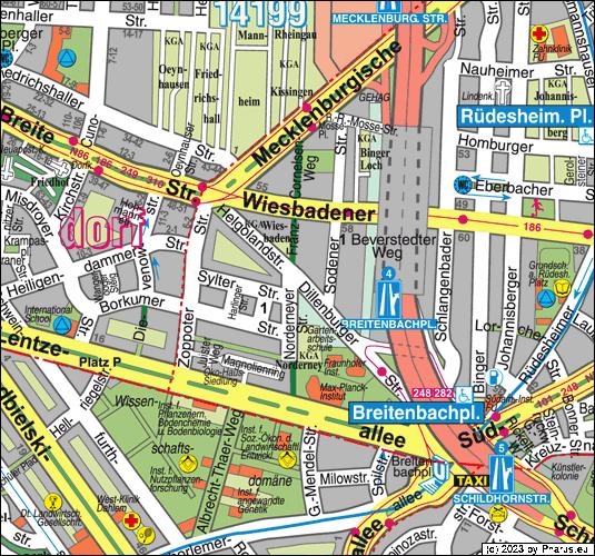 Dillenburger Straße