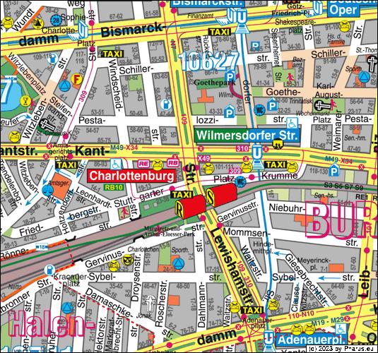 Appart Hotel Berlin Charlottenburg