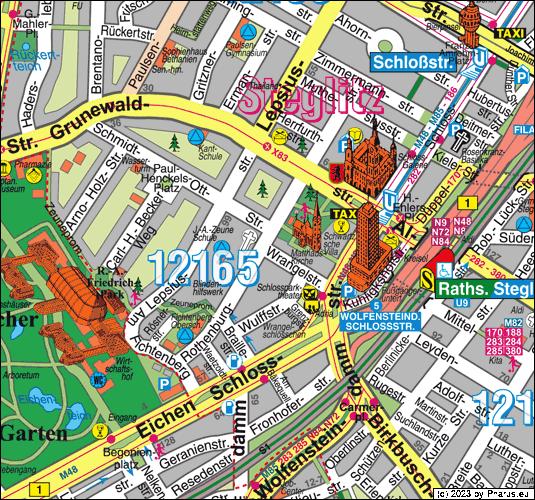 Wrangelstraße Berlin