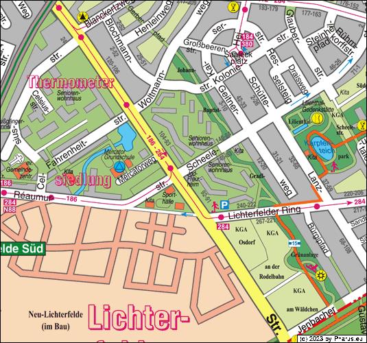 Scheelestraße Berlin