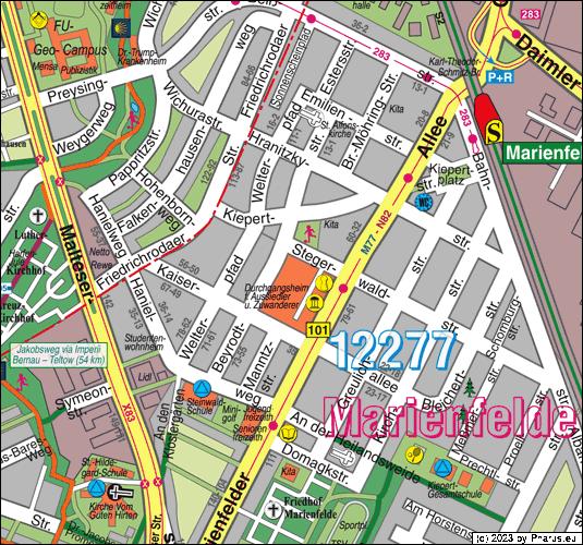 Notaufnahmelager Marienfelde Berlin 12277 Berlin