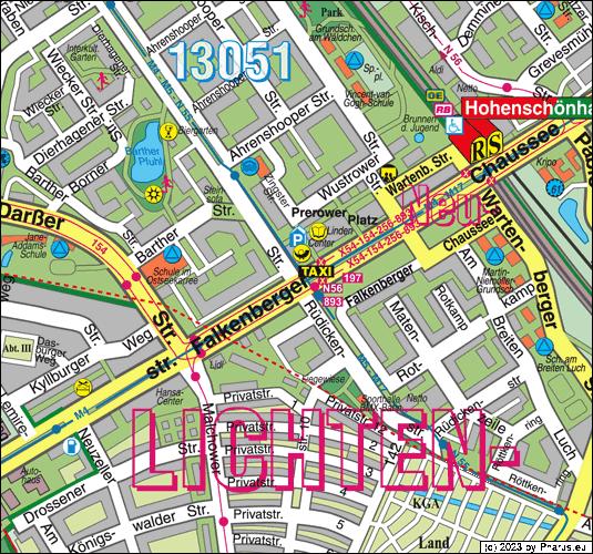 Zingster Stra 223 E Berlin 13051 Berlin Neu Hohensch 246 Nhausen