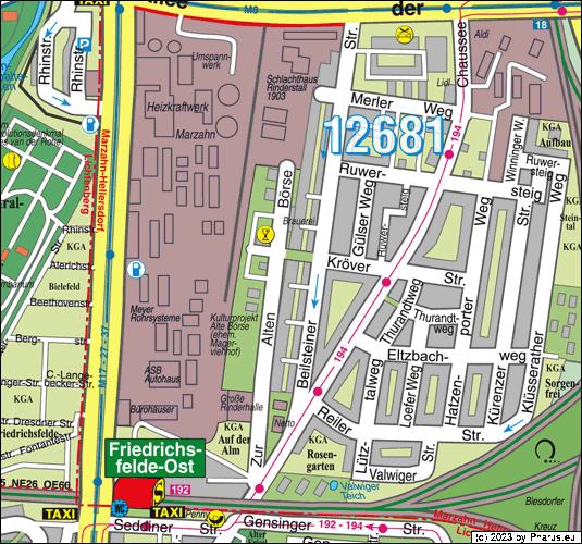 Zur Alten Borse Berlin 12681 Berlin Marzahn