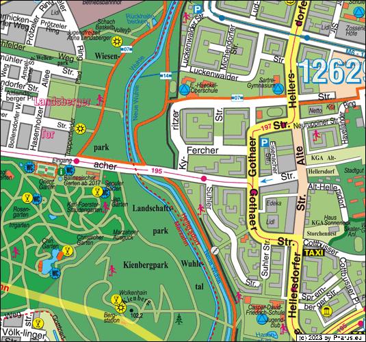 Kyritzer Straße
